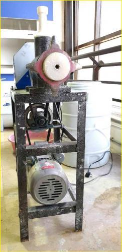 Ceramic Membrane Fabrication. machine